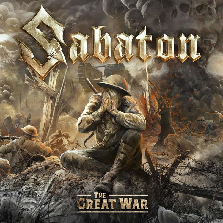 Sabaton - The Great War LP