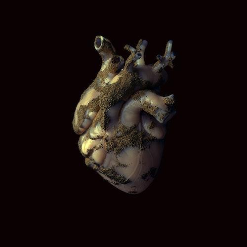 Highasakite - Uranium Heart Lp