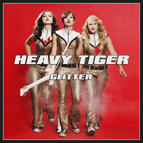 Heavy Tiger - Glitter  LP