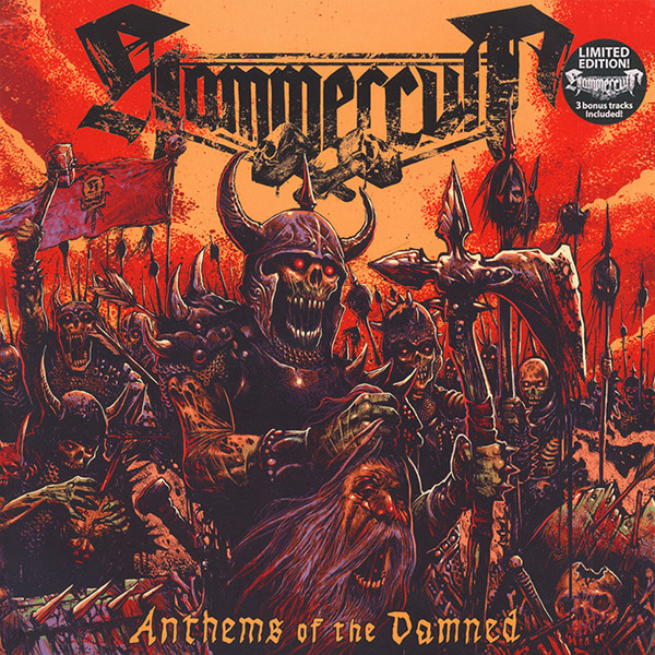 Hammercult – Anthems Of The Damned Lp