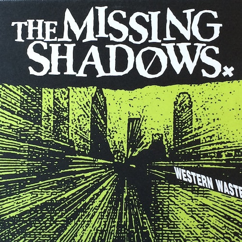 Missing Shadows, The – Western Waste Lp