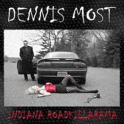 Dennis Most ‎– Indianaroadkillarama Lp
