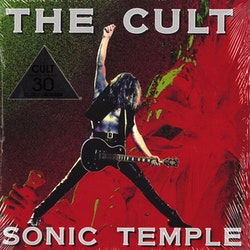 Cult, The ‎– Sonic Temple 2Lp