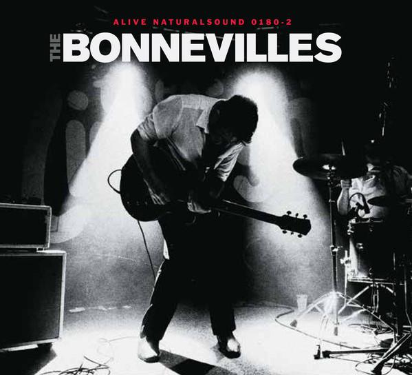 Bonnevilles, The – Arrow Pierce My Heaet Lp