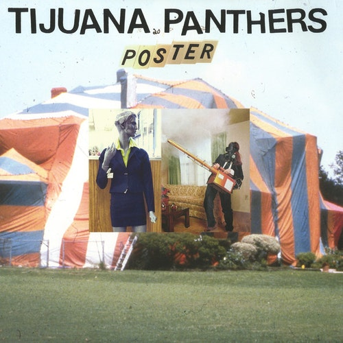 Tijuana Panthers – Poster Lp