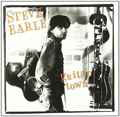 Steve Earle & The Dukes – Guitar Town Lp