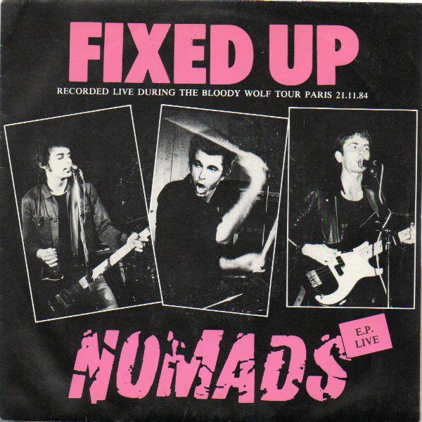 Fixed Up / Nomads – E.P. Live