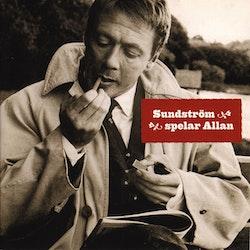 Stefan Sundström – Sundström Spelar Allan Cd