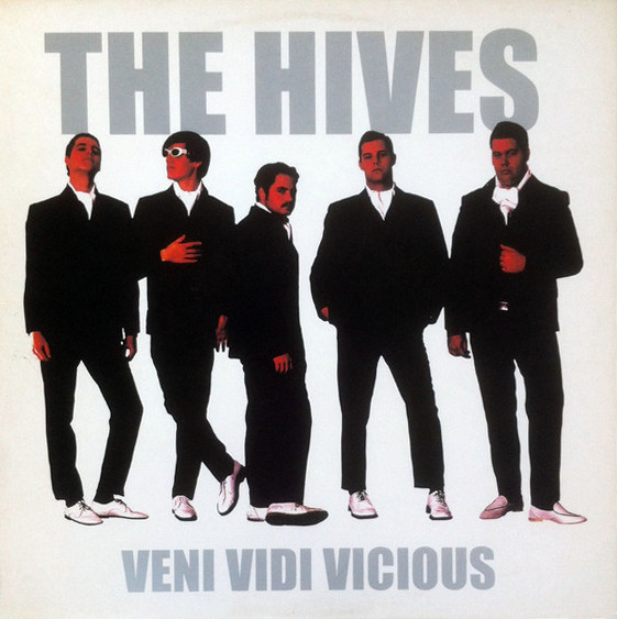 Hives, The ‎– Barely Legal Lp