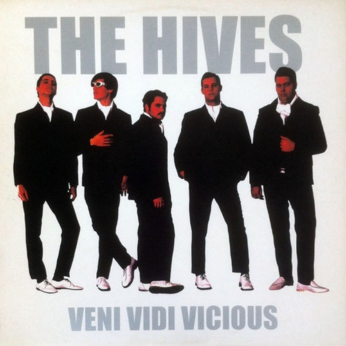Hives, The – Barely Legal Lp
