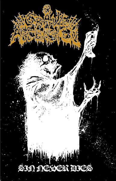 Grave Ascension – Sin Never Dies + Demo 2015 Mc