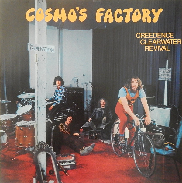 Creedence Clearwater Revival – Cosmo's Factory Lp