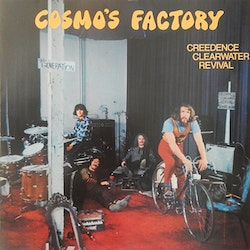 Creedence Clearwater Revival ‎– Cosmo's Factory Lp