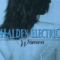 Halden Electric ‎– Women Cd