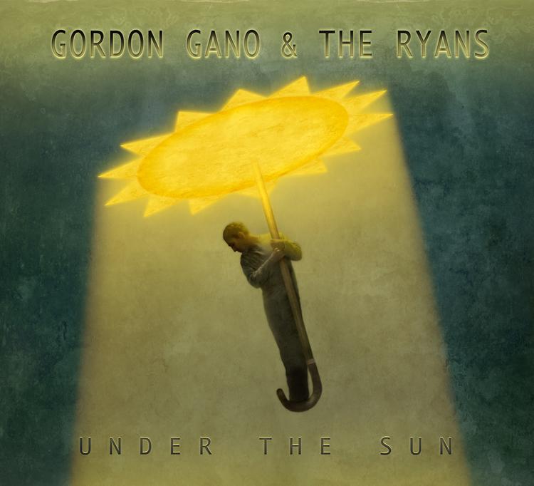 Gordon Gano & the Ryans - Under The Sun  Lp