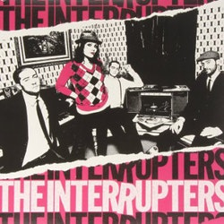 Interrupters, The ‎– The Interrupters Cd