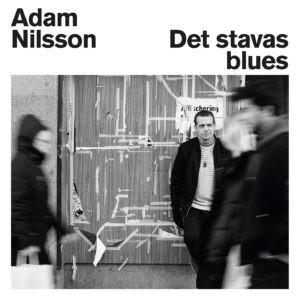 Adam Nilsson - Det stavas blues LP