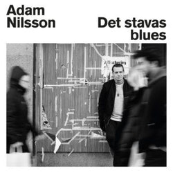 Adam Nilsson - Det stavas blues LP