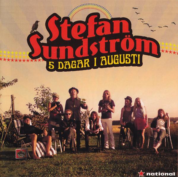 Stefan Sundström – 5 Dagar I Augusti Cd