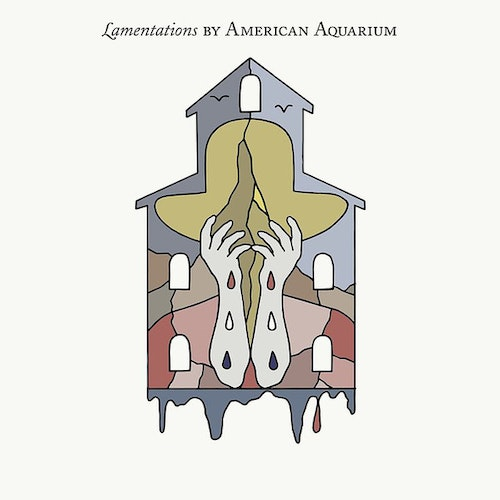 American Aquarium ‎– Lamentationse Cd