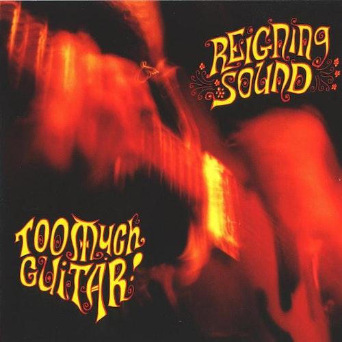 Reigning Sound – Too Much Guitar Lp
