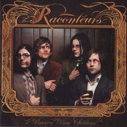 Raconteurs, The ‎– Broken Boy Soldiers Lp