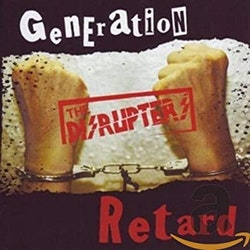 Disrupters, The ‎– Generation Retard Cd