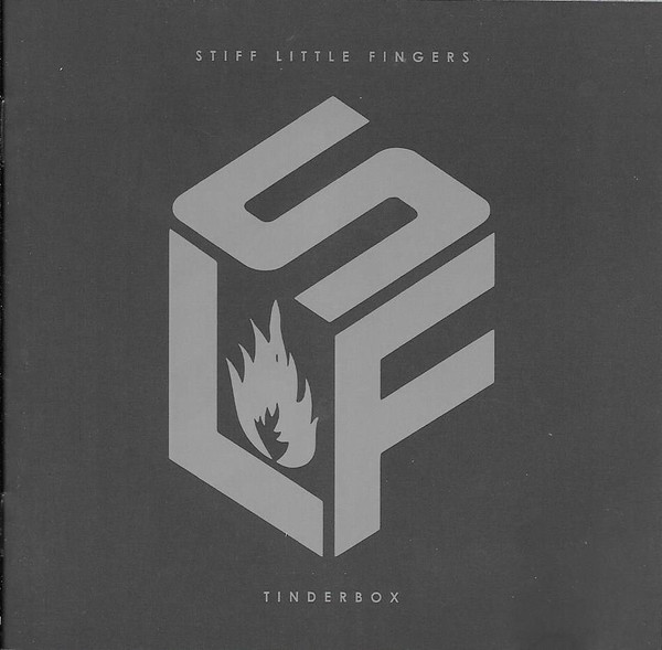 Stiff Little Fingers – Tinderbox Cd