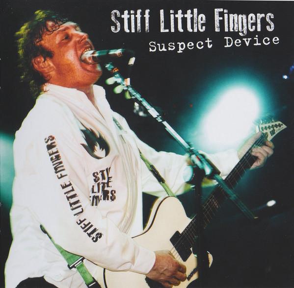 Stiff Little Fingers – Suspect Device Cd
