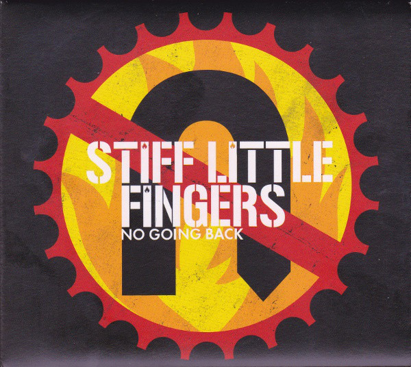 Stiff Little Fingers ‎– No Going Back Cd