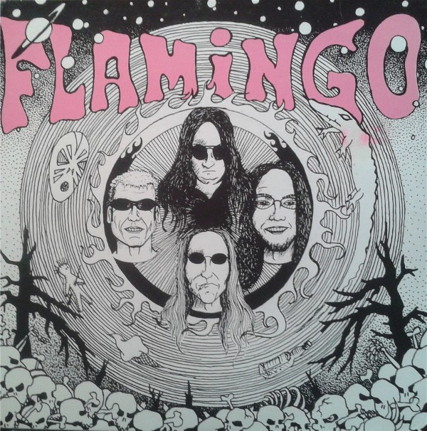 Flamingo ‎– Jerk 7''