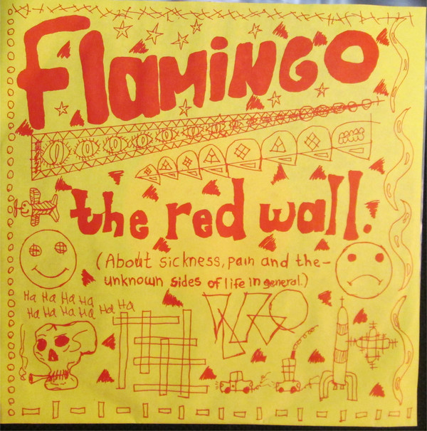 Flamingo – The Red Wall 10''