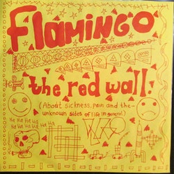 Flamingo ‎– The Red Wall 10''