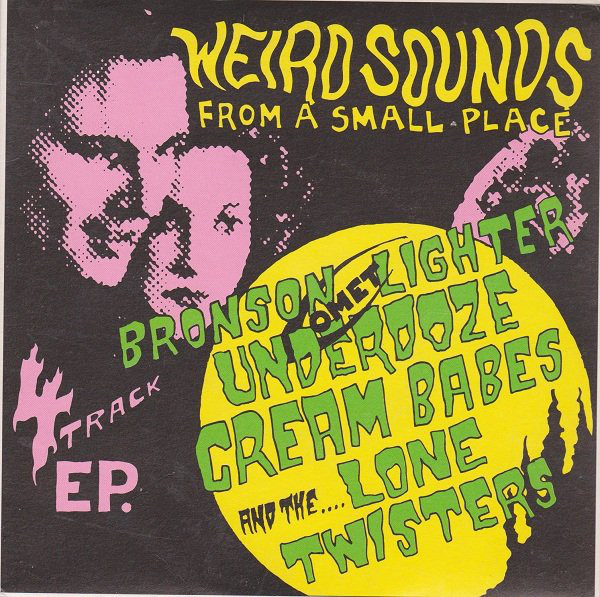 Various – Weird Sounds From A Small Place 7''