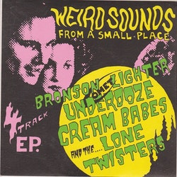 Various ‎– Weird Sounds From A Small Place 7''