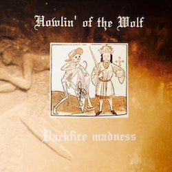 Howlin' Of The Wolf ‎– Backfire Madness Lp
