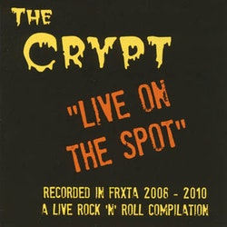 "Various ‎– The Crypt ""Live On The Spot"" Cd"