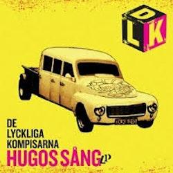 De Lyckliga Kompisarna - Hugos Sång Cd