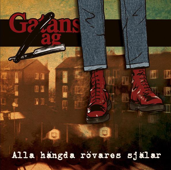 Gatans Lag – Alla Hängda Rövares Själar cd