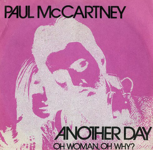 Paul McCartney ‎– Another Day 7''