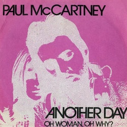 Paul McCartney – Another Day 7''