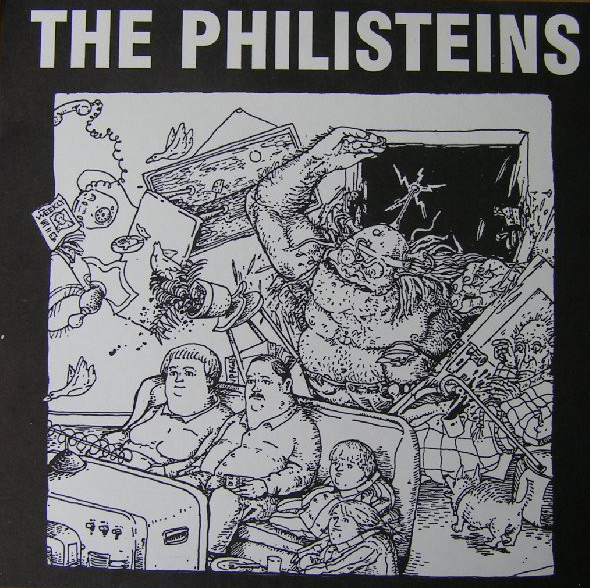 Philisteins,The ‎– Some Kind 7''