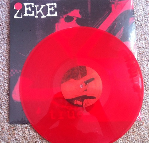 Zeke – True Crime Lp