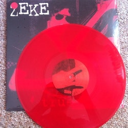 Zeke ‎– True Crime Lp