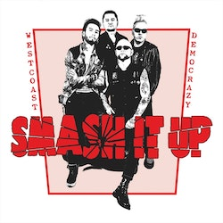 Smash It Up - Westcoast democrazy (CD)