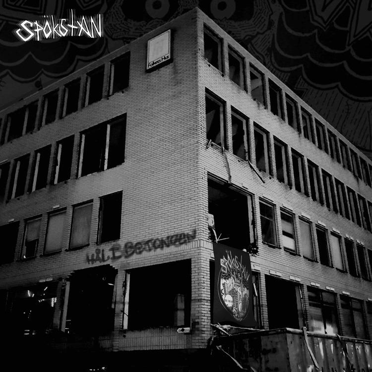 Spökstan - Hål i betongen LP