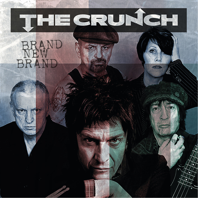 Crunch,The ‎– Brand New Brand Lp
