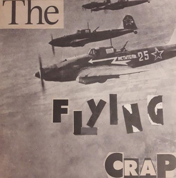 The Flying Crap - The Flying Crap Lp