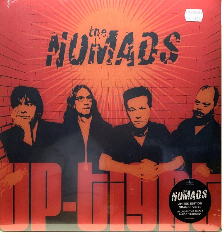 Nomads, The - Up-tight Lp