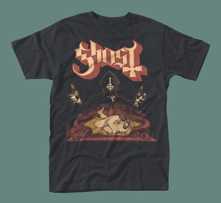 Ghost - T/S Infestissumam (XL)